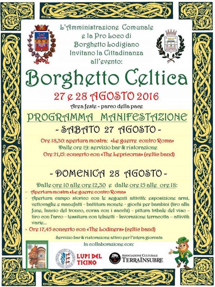 borghetto celtica