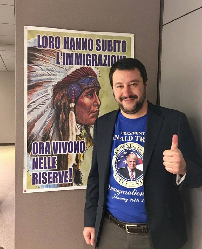 salvini indiano
