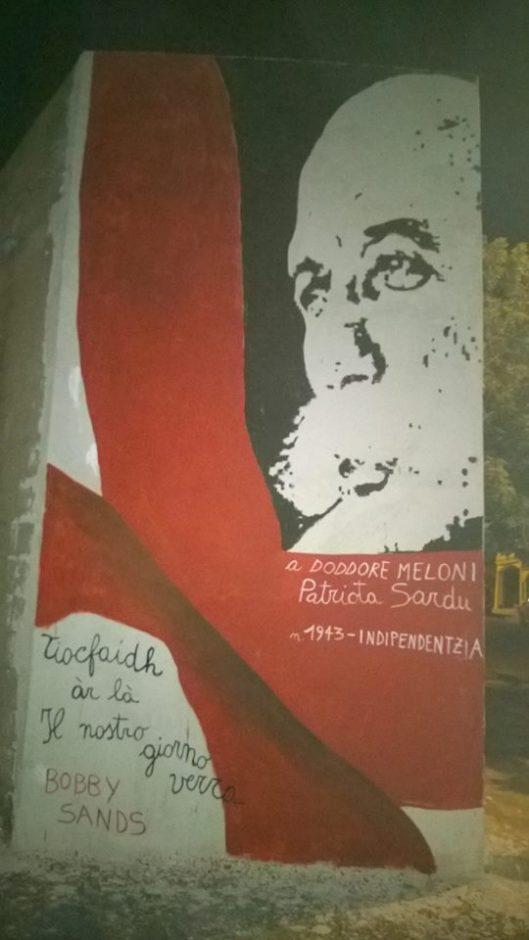 DODDORE MURALE ORGOSOLO