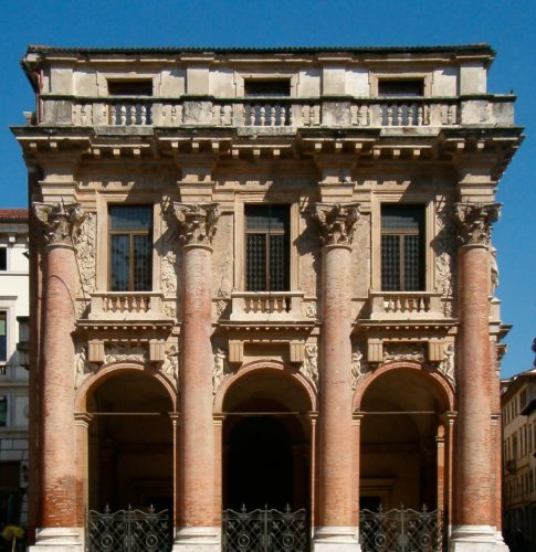 Palazzo del Capitanio