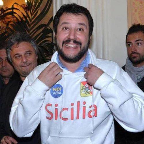 Salvini Sicilia