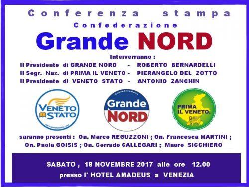 grande nord venezia