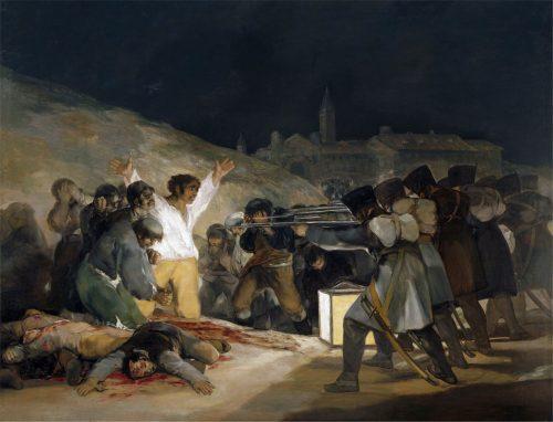Goya 1809