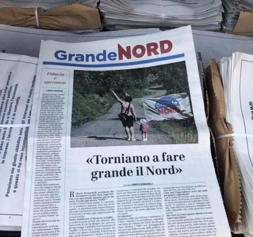 giornale grande nord