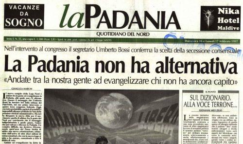 padania 1997-2