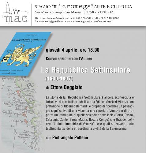 Micromega, Beggiato, 4 aprile (1)