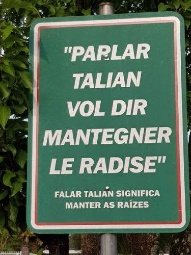 TALIAN RADISE