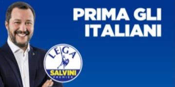 salvini prima italiani