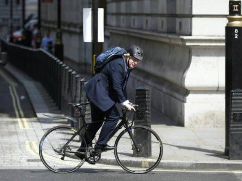johnson bicicletta